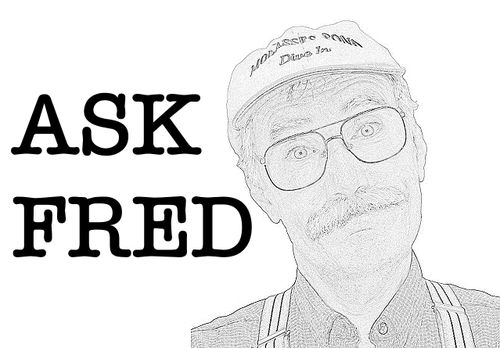 Ask Fred