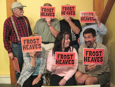 Frost Heaves cast 5