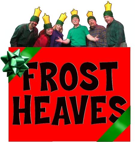 Christmas logo with lights2