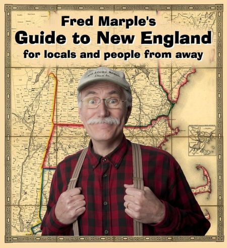 Fred Marples Guide to New EnglandMED