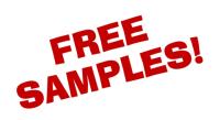 Free samples2